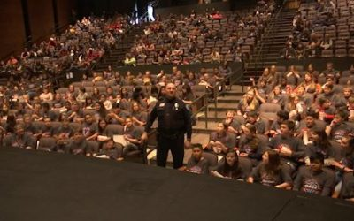 D.A.R.E. Graduates: 149 Watford City 5th Graders Make History