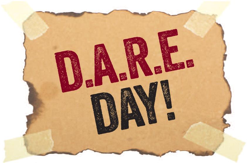 Alpena to Celebrate National D.A.R.E.Day