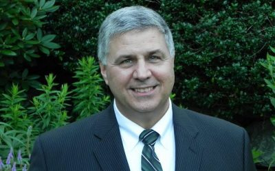 Maine Senator Scott Cyrway Receives the Minuteman Award