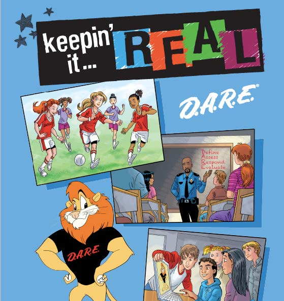 D.A.R.E. Elementary School Curriculum