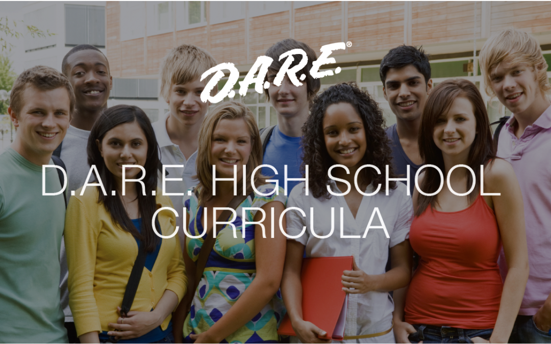 D.A.R.E. High School Curricula