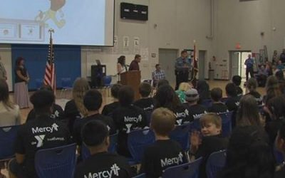 6th Graders Honored at Special Graduation