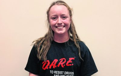 Mt. Vernon Student Named State Rep for International D.A.R.E Board