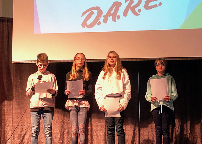 Two Decades Of Supporting D.A.R.E. In Steinbach