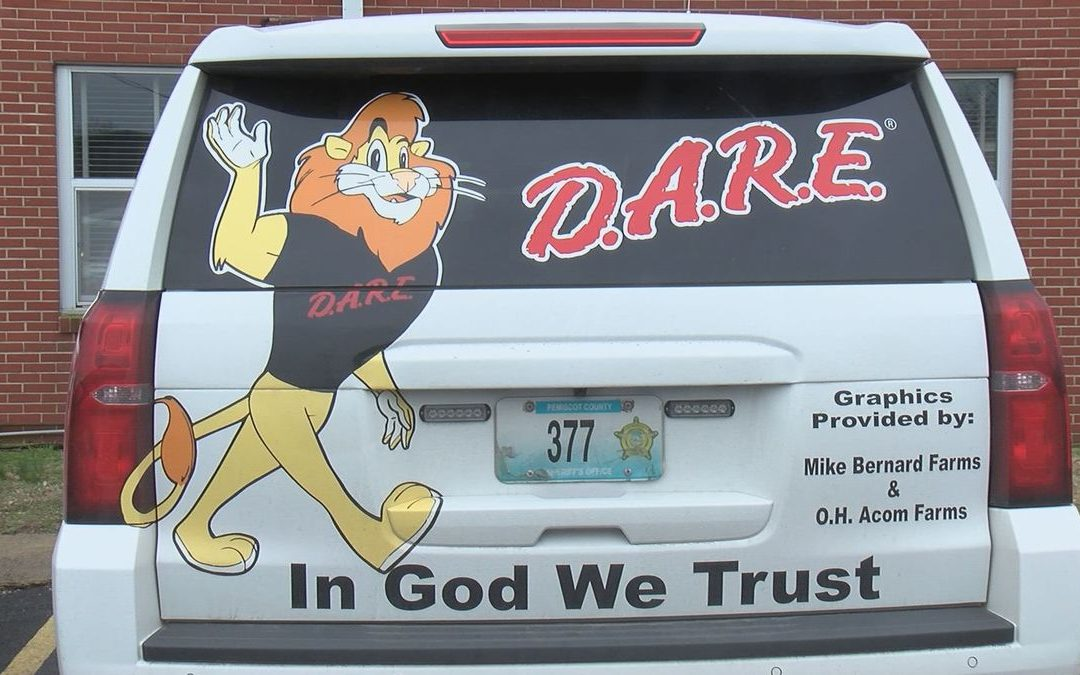 Sheriff's Office Reboots D.A.R.E Program to Create New Bonds with Kids