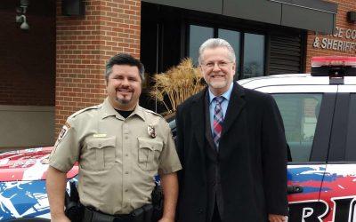 Visit by Wisconsin Assembly Member Warren Petryk
